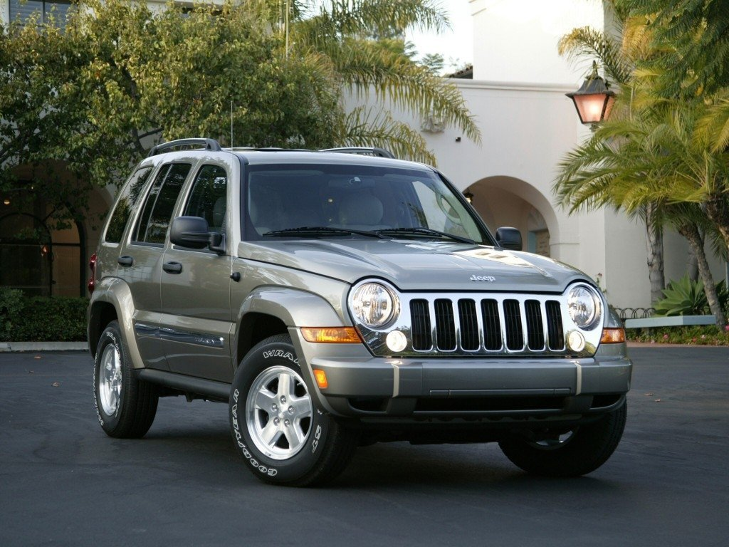 Автомобиль Jeep Liberty (North America)