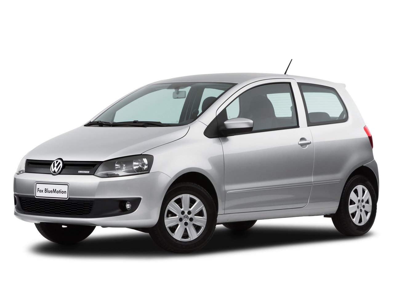 Автомобиль Volkswagen Fox