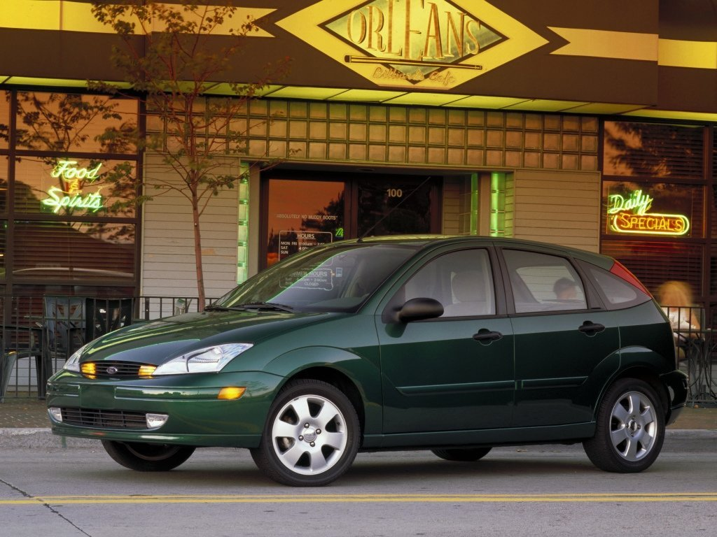 Автомобиль Ford Focus (North America)