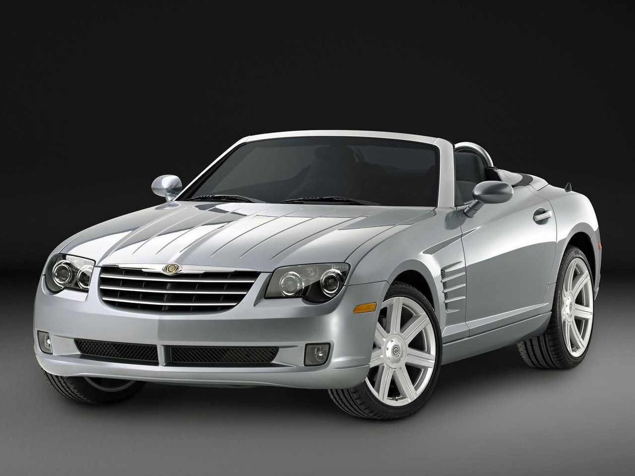 Автомобиль Chrysler Crossfire