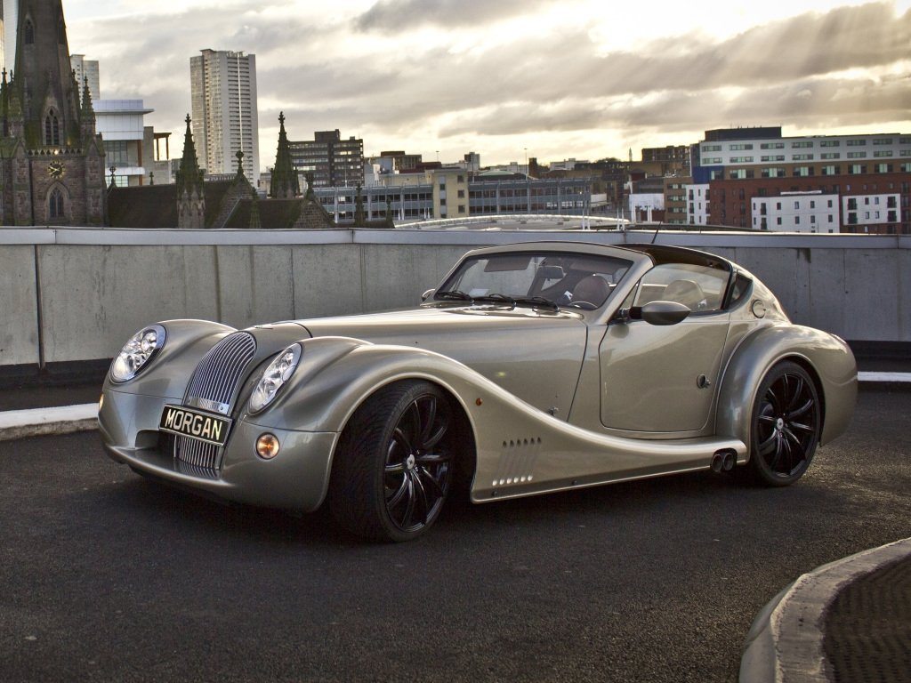 Автомобиль Morgan Aero SuperSports