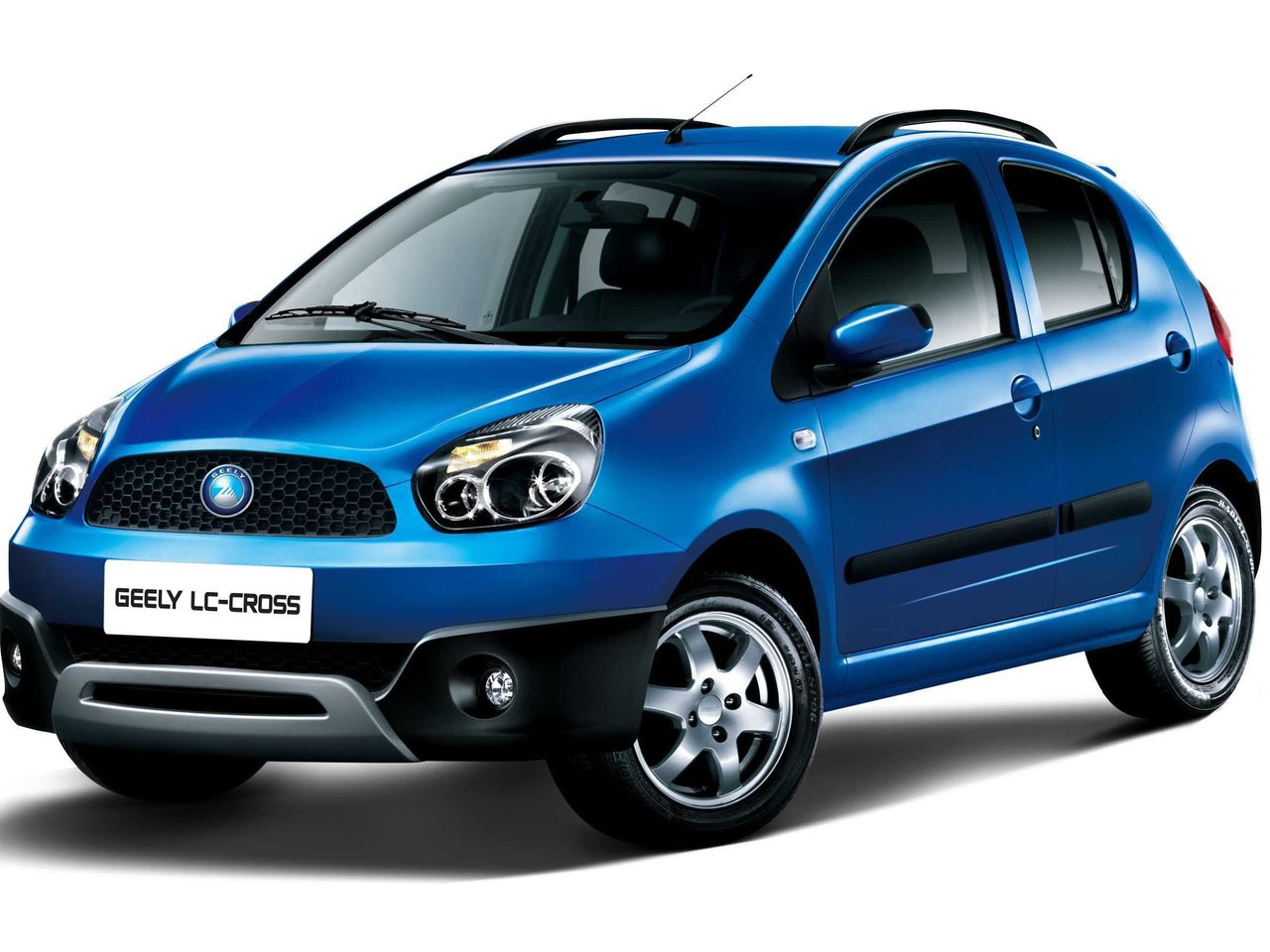Автомобиль Geely LC (Panda) Cross