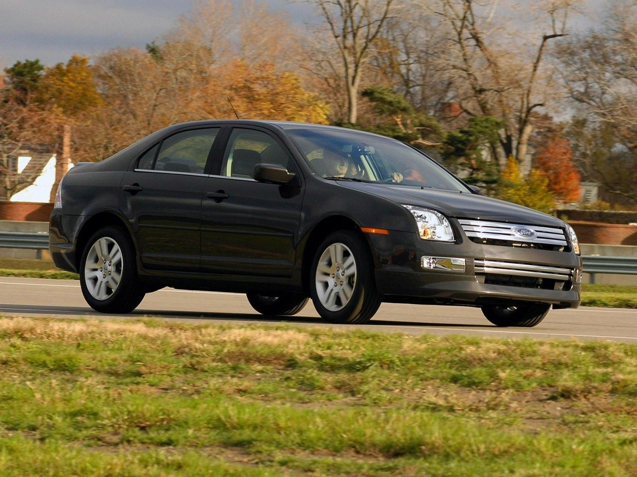 Автомобиль Ford Fusion (North America)