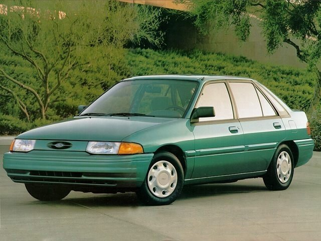 Автомобиль Ford Escort (North America)