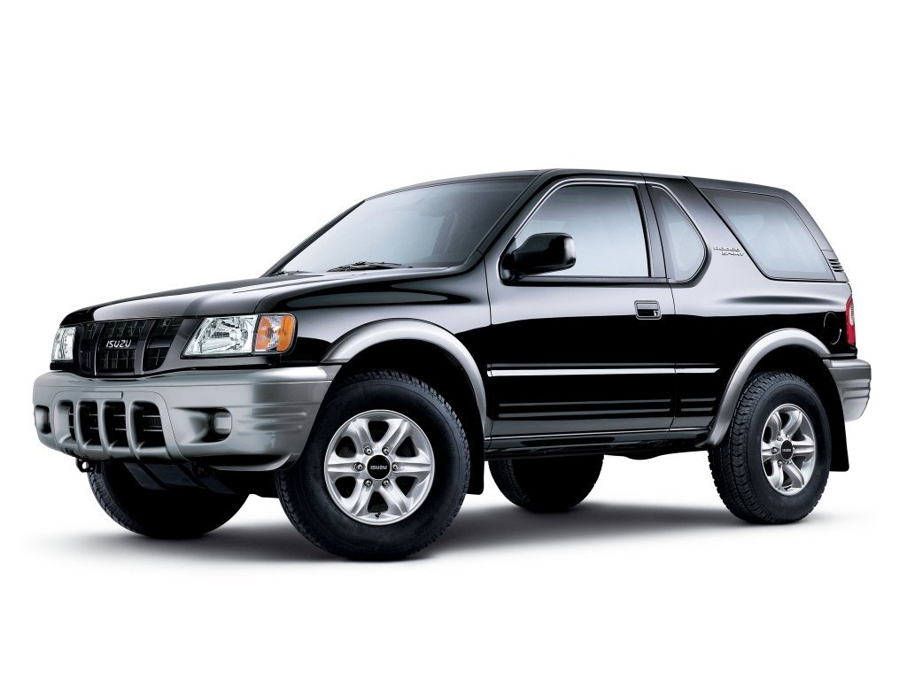 Автомобиль Isuzu Rodeo