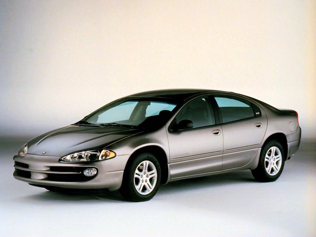 Автомобиль Dodge Intrepid