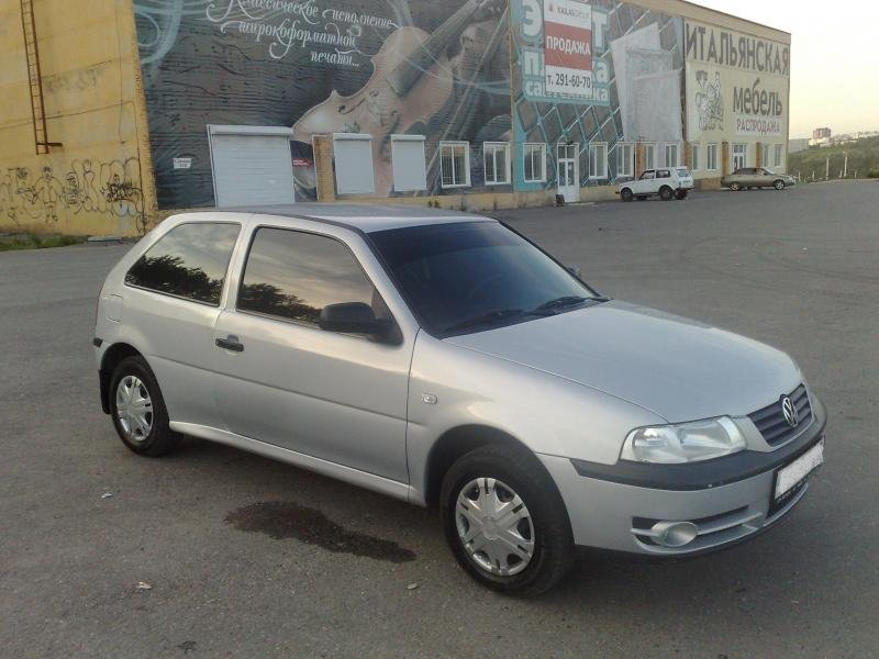 Автомобиль Volkswagen Pointer