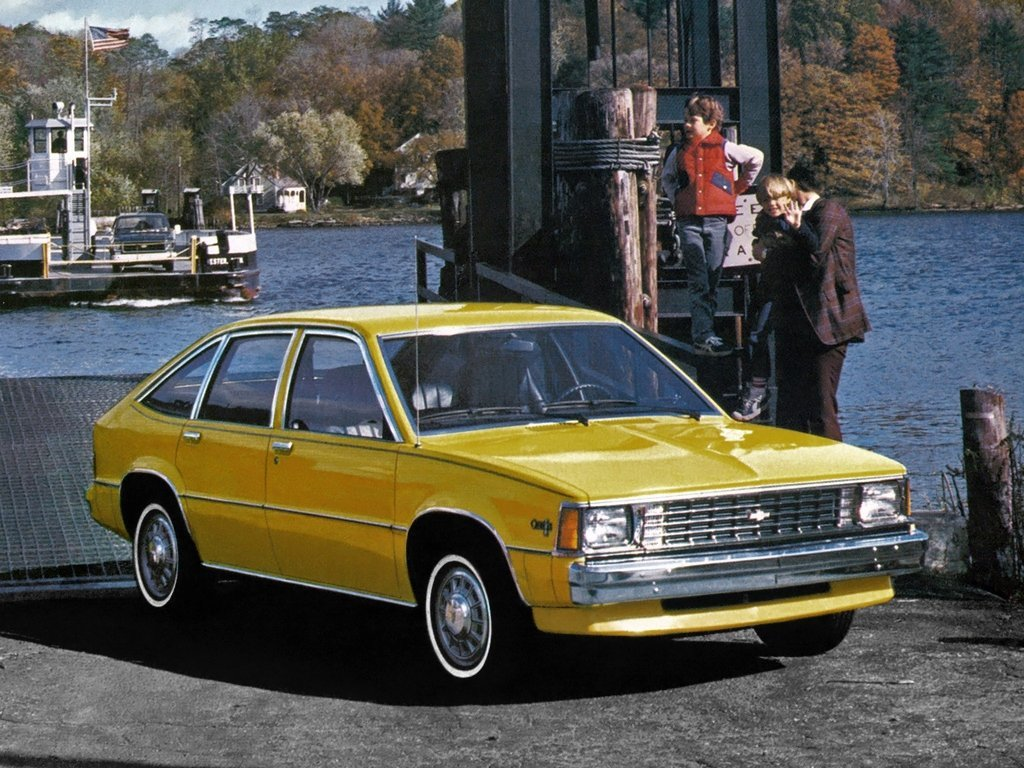 Автомобиль Chevrolet Citation