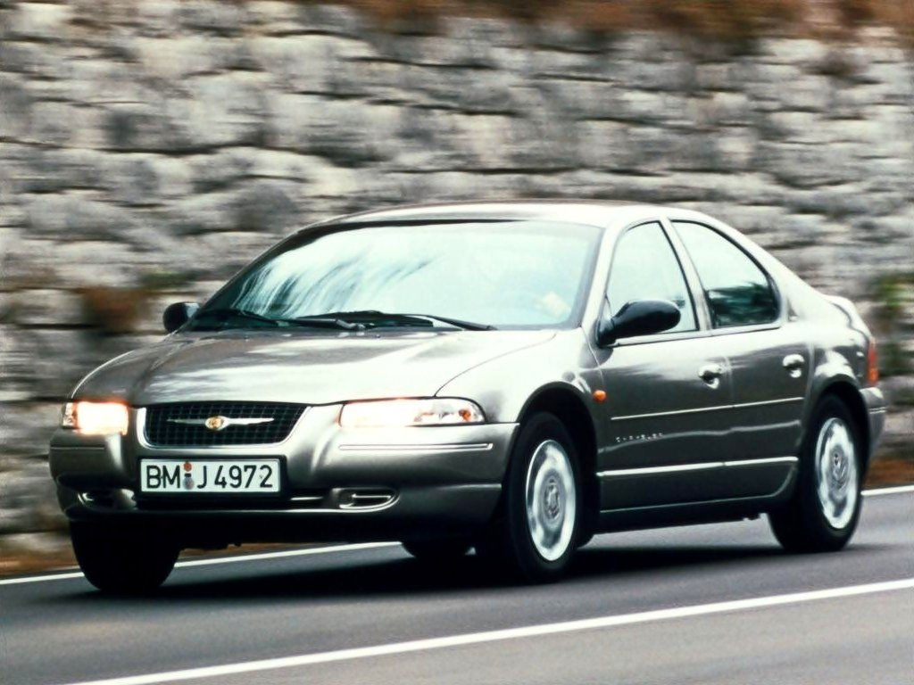Автомобиль Chrysler Stratus