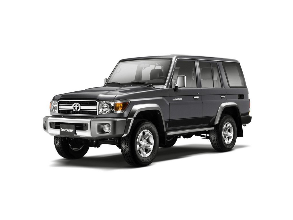 Автомобиль Toyota Land Cruiser