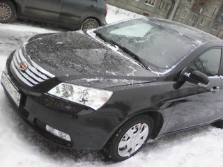 Geely Emgrand EC7, Седан 2013