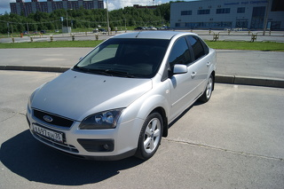 Ford Focus, Седан 2006