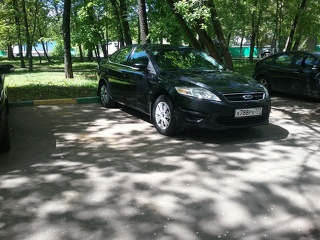 Ford Mondeo, Седан 2012