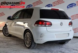 Volkswagen Golf, Хэтчбек 2012