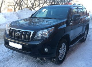 Toyota Land Cruiser Prado, Внедорожник 2011