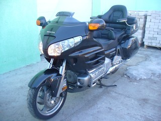 Honda Gold Wing, Туризм 2010