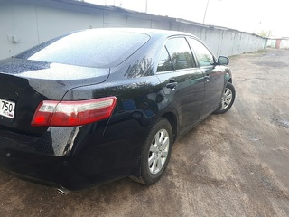 Toyota Camry (Japan), Седан 2007