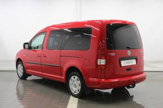 Volkswagen Caddy, Минивэн 2009