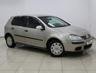 Volkswagen Golf, Хэтчбек 2005