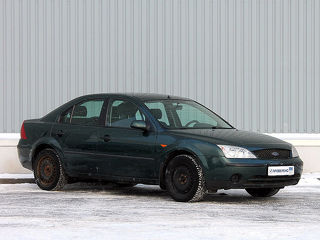 Ford Mondeo, Седан 2003