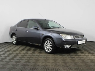 Ford Mondeo, Седан 2007