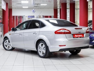 Ford Mondeo, Седан 2008