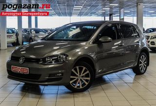 Volkswagen Golf, Хэтчбек 2014