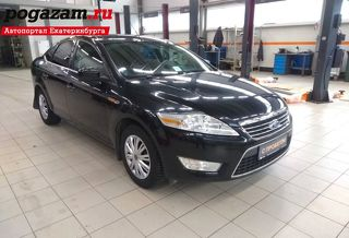 Ford Mondeo, Седан 2009