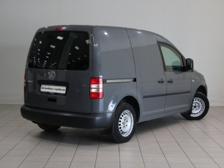 Volkswagen Caddy, Минивэн 2011