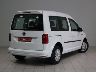 Volkswagen Caddy, Минивэн 2018