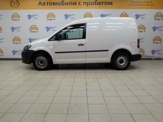 Volkswagen Caddy, Фургон 2013