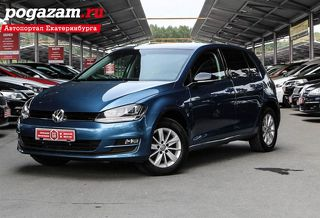 Volkswagen Golf, Хэтчбек 2013