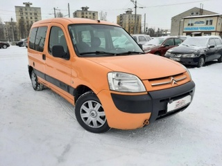 Citroen Berlingo, Минивэн 2003
