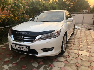 Honda Accord, Седан 2013