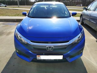 Honda Civic, Купе 2016