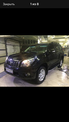 Toyota Land Cruiser Prado, Внедорожник 2012