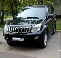 Toyota Land Cruiser Prado, Внедорожник 2008