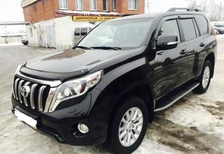 Toyota Land Cruiser Prado, Внедорожник 2015