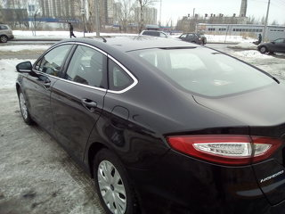 Ford Mondeo, Седан 2015