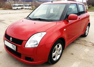 Suzuki Swift, Хэтчбек 2007