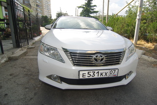 Toyota Camry (Japan), Седан 2013